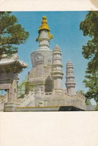 Huangsze Temple , China , 40-60s