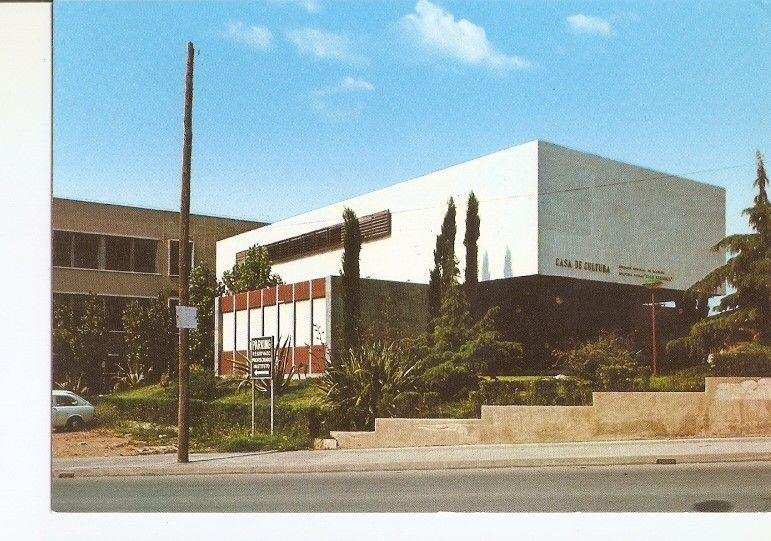 Postal postcard 020620 casa de cultura joan maragall - Casa en cornella ...