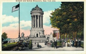 USA Soldiers and Sailors Monument New York City 03.80