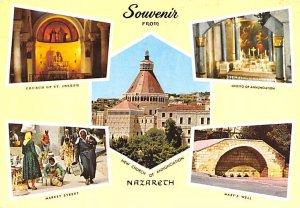 Church of St Joseph, Grotto of Annunciation Nazareth Israel 1976