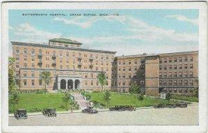 1946 Butterworth Hospital, Grand Rapids, Michigan