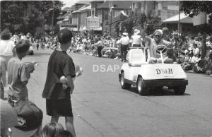 C81/ Columbus Ohio Postcard Gilmore RPPC c1990s DOO DAH Parade Neil Avenue