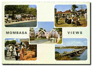 Postcard Modern Mombasa Views