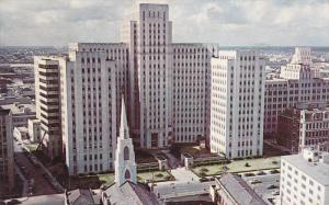 Charity Hospital, NEW ORLEANS, Louisiana, PU-1956