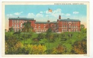 Marietta High School, Marietta, Ohio, 00-10s