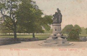 Drinking Fountain, Clapham Common, London, England, UK, 00-10s