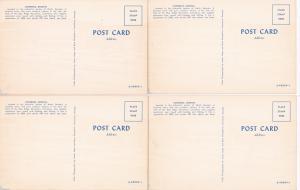 0145 Grabbag Auction 4 Main Street Postcards Starting At .99