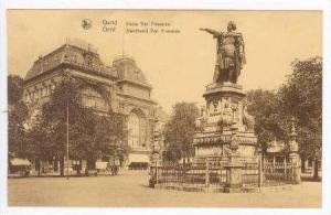 GAND, Belgium, 00-10s StatueVan Artevelde