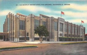Indiana  Indianapolis   Coliseum at Indiana State Fair Grounds