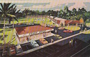 Florida Silver Springs Quality Courts Motel &  Stage Stop Restaurant