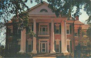 Postcard Montrose Holly Springs Mississippi
