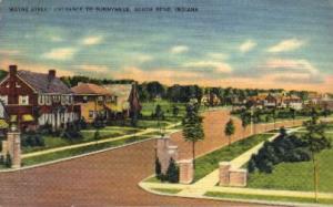 Main Street South Bend IN unused