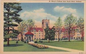 Indiana South Bend Saint Marys College