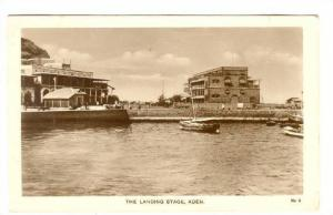 The Landing Stage , Aden , Yemen , 1910s