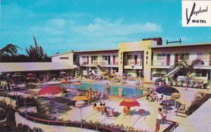 Paradise Motel Pool Miami Florida