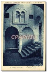 Old Postcard Exposition Coloniale Internationale Paris 1931 Tunisian Section ...