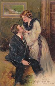 PFB Serie 6463 Romantic Couple 1907