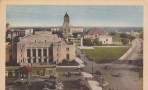 Auditorium , Cenopath , Winnipeg , Manitoba , Canada , 30-40s
