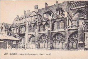France Rouen Cour d'Albane