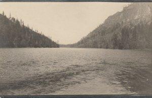 RP; LAKE McDONALD, Glacier National Park , Montana , 1911
