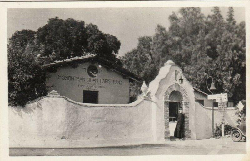 RP: Mission San Juan Capistrano , California , 30-40s