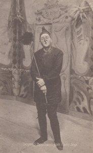 THEATRE / Theater ; Actor ; Sophus Neumann som Hans Styx , 00-10s