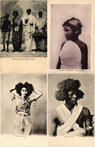 SOMALIA AFRICA 27 AFRIQUE CPA Vintage Postcards 1900-1920 period