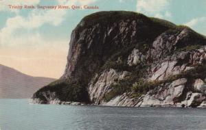 Trinity Rock on the Saguenay River - Quebec, Canada - DB