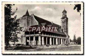 Old Postcard Montlucon Allier Le Vieux Chateau