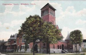 WINDSOR, Ontario, Canada, 00-10s ; Presbyterian Church Version-3