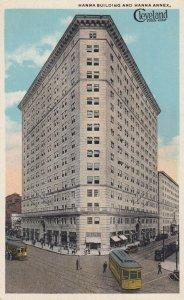 CLEVELAND , Ohio , 1910s ; Hanna Building