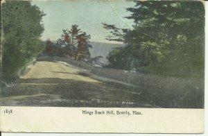 Beverly, Mass., Mingo Beach Hill