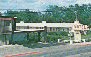 Nebraska Scottsbluff Friendship Inn Park Motel
