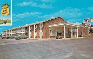 Oklahoma Tulsa Roadside Inn Interstate 244 At Memorial