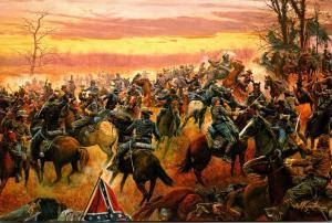 Civil War Battle For The Shenandoah