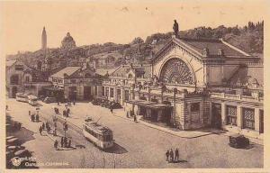 Belgium Liege Gare des Ouillemins
