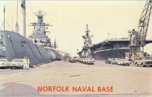 Norfolk Naval Base, NORFOLK, Virginia, 40-60´s