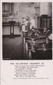 Bamforth Religion Church The Volunteer Organist No 3