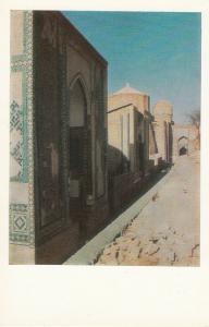 Central Asia UZBEKISTAN Samarqand Shah-i Zindah Usta Ali Mausoleum
