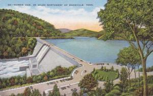 Norris Dam 25 miles from Knoxville TN, Tennessee - Linen