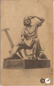 French Postcard History of Joan of Arc Collection de la Basilique du Bois Chenu