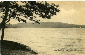 Lake Spofford near Keene NH, New Hampshire - pm 1946