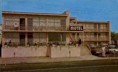 Flamingo Motel Asbury Park Nj Unused