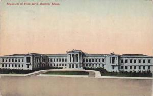 Museum Of Fine Arts, Boston, Massachusetts, 1900-1910s