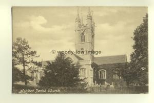 cu1461 - Biddenden Church , Kent - postcard