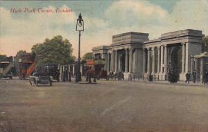 Hyde Park Corner, London, England, United Kingdom, PU-1919