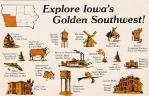 Iowa Explore Iowa From Golden Southwest Tourism Council