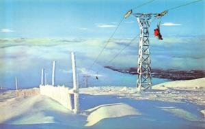 Scotland Postcard The White Lady Chairlift In the High Cairngorms Q79