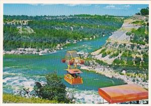 Canada Ontario Niagara Falls Spanish Aerial Car