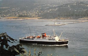 SS Prince George Canadian National SS Ship Unused